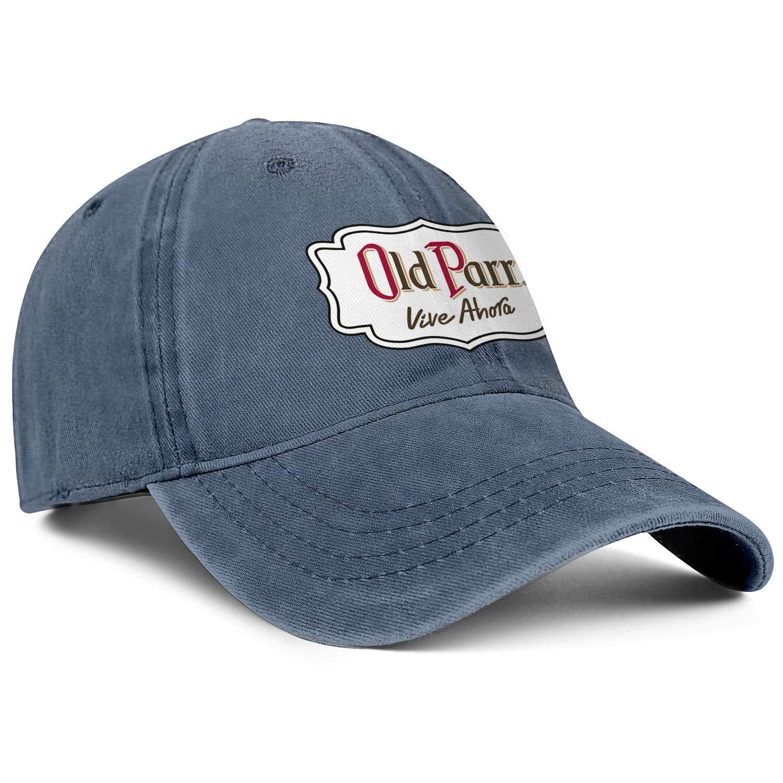 QiLarkin Men P.I.N.K-Logo Popular Sport Hat Baseball Cap Trucker Hat