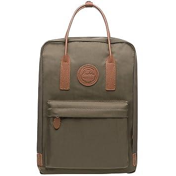 ce14539ffb79 Amazon.com | KAUKKO Stylish Oxford Fabric Backpack Travel Rucksack ...