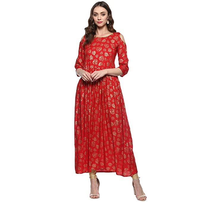 213dd3f4d87 Roadstar India long length anarkali cotton kurtis for womens girls(kurtis  for womens new style kurtas for womens kurtis for womens party wear latest  kurtis ...