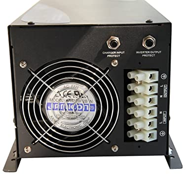 SUNGOLDPOWER 6000 W pico 18000 W adaptador inversor de onda ...