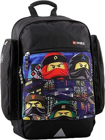 LEGO Bags Mochila Escolar, Urban (Azul) - 400806462: Amazon ...
