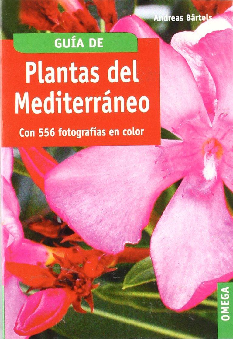 PLANTAS DEL MEDITERRANEO GUIAS DEL NATURALISTA-PLANTAS CON FLORES: Amazon.es: BÄRTELS, A.: Libros