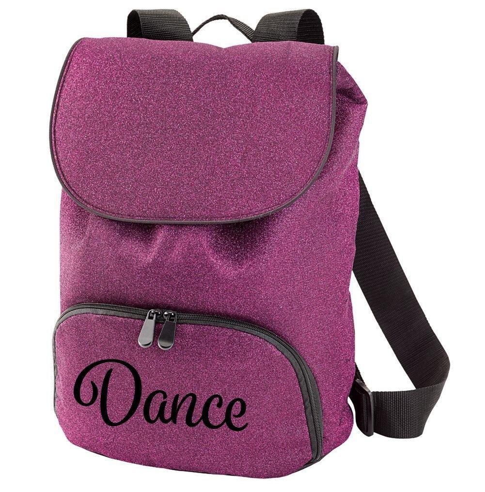 Dance Glitter Backpack