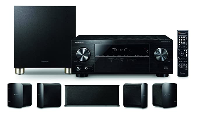 Review Pioneer 5.1 Home Theater System HTP-074