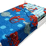 """Marvel Spiderman """"I am the Ultimate"""" 2-pc. Twin Size Sheet Set"""