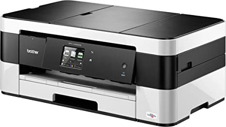 Brother MFC-J4420DW All-in-One Color Inkjet Printer, Wireless Connectivity, Automatic Duplex Printing, Amazon Dash Replenishment Enabled
