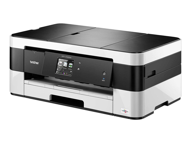 Amazoncom Brother Printer MFCJ4420DW Wireless Color Inkjet AllIn
