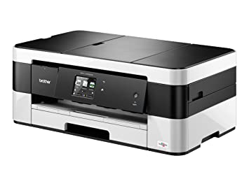 Brother Impresora de Inyección de Tinta Multifunción Business Smart MFC-J4420DW - Color - Papel para Imprimir Sencillo - De Escritorio