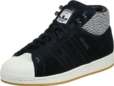 vente en ligne styles de mode acheter bien adidas Pro Model Bt Noire Noir 40: Amazon.fr: Chaussures et Sacs