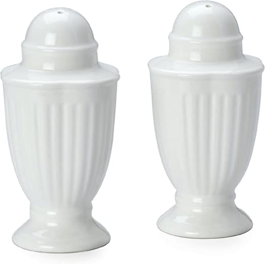 Mikasa Italian Countryside Salt And Pepper Set Dd900 751 Combined Pepper And Salt Shakers Kitchen Dining