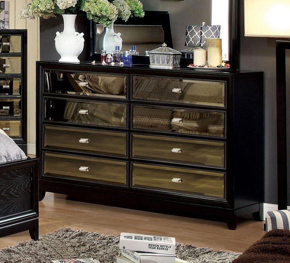 247SHOPATHOME FA-CM7295D Dresser, Black