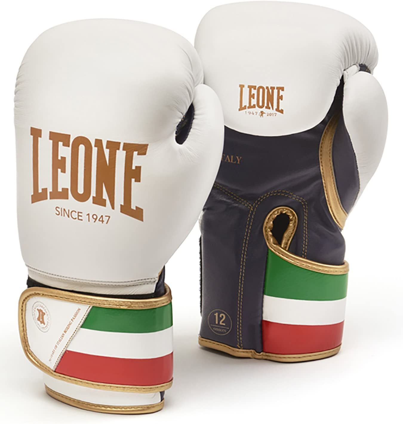 LEONE 1947/GN039 Gloves Boxing Adult Unisex GN039 unisex adult