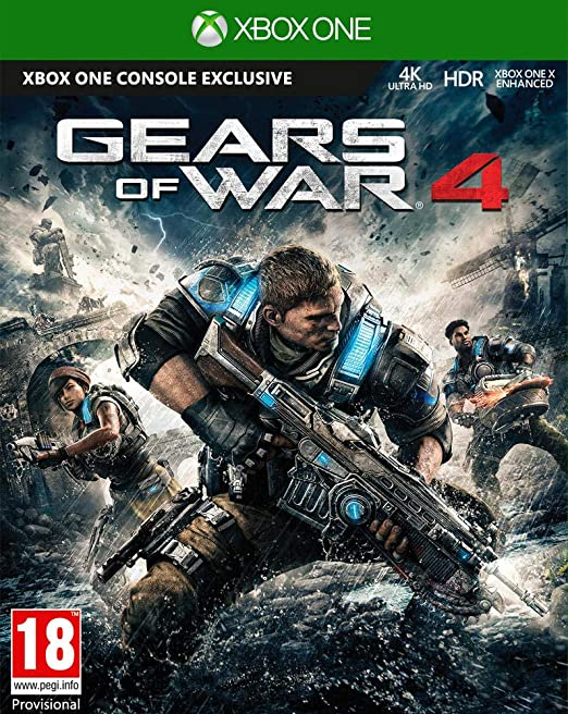 Gears Of War 4 [Importación Francesa]: Amazon.es: Videojuegos
