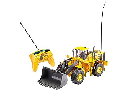 Revell - Excavadora de ruedas con radiocontrol (24921)