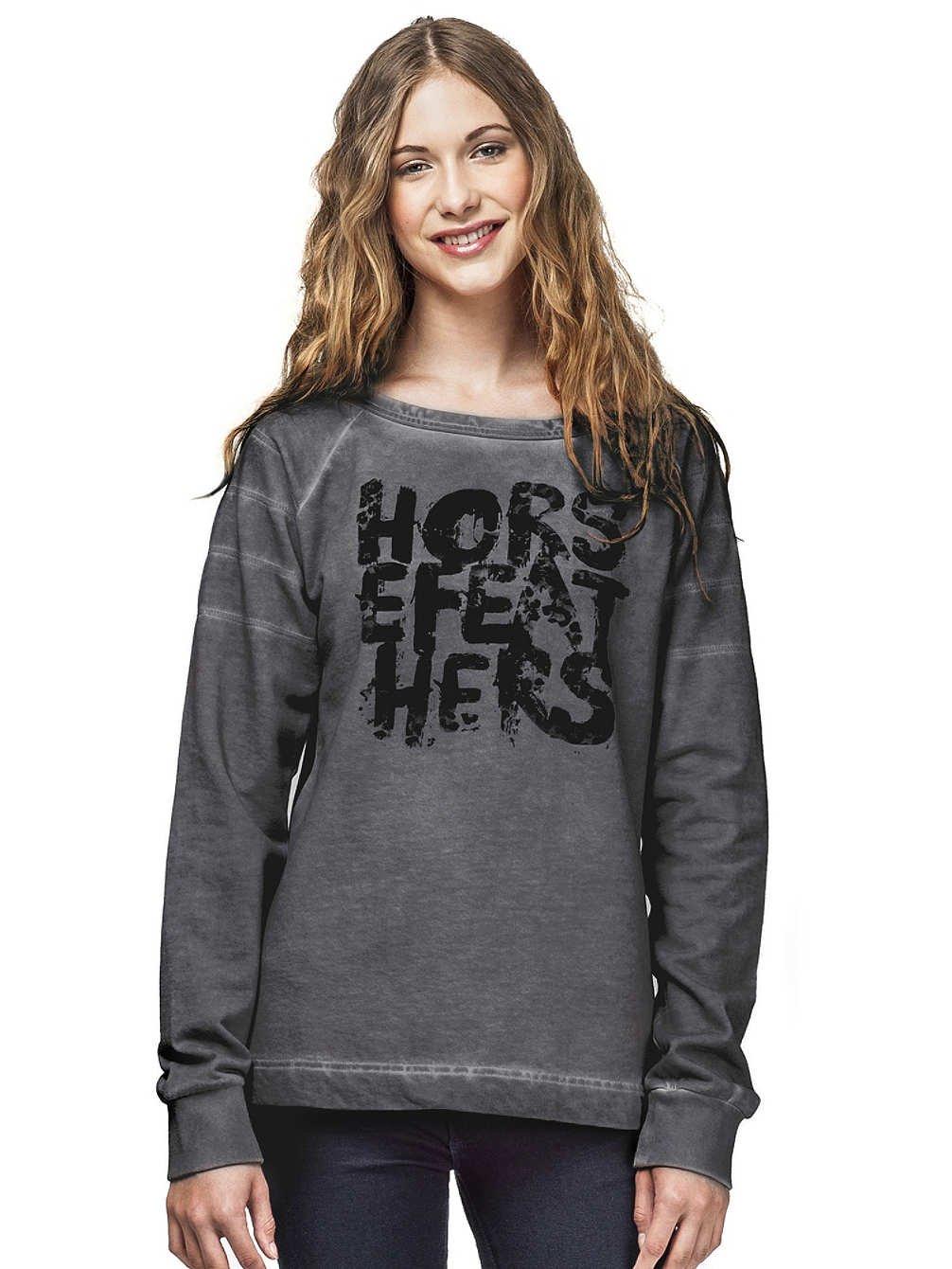 Horsefeathers Damen Sweatshirt LEA