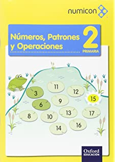 º Primaria. Números Patrones. Cuaderno De Ejercicios 1 - 9788467392654