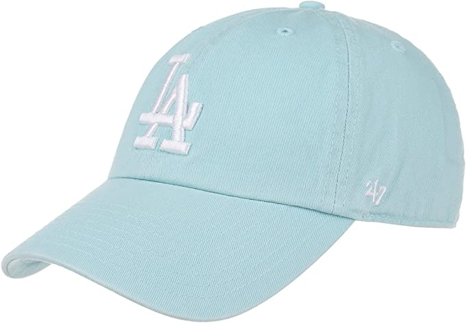 47 Brand Casquette Clean Up L.A Dodgers Bleu