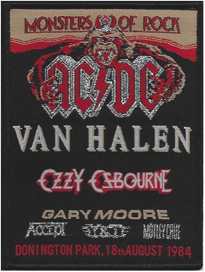 Van Halen 1984 Irion on Patch