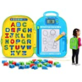 LeapFrog Go with Me ABC Backpack Children's Toy, Color