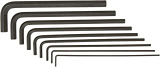 """product image for Bondhus 22789 Set 9 Hex L-Wrenches 6"""" Long (5/64-3/8"""" w/o 7/64 & 9/64)"""