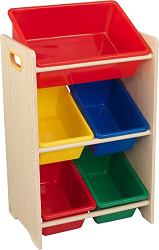 KidKraft Storage Bin, Natural