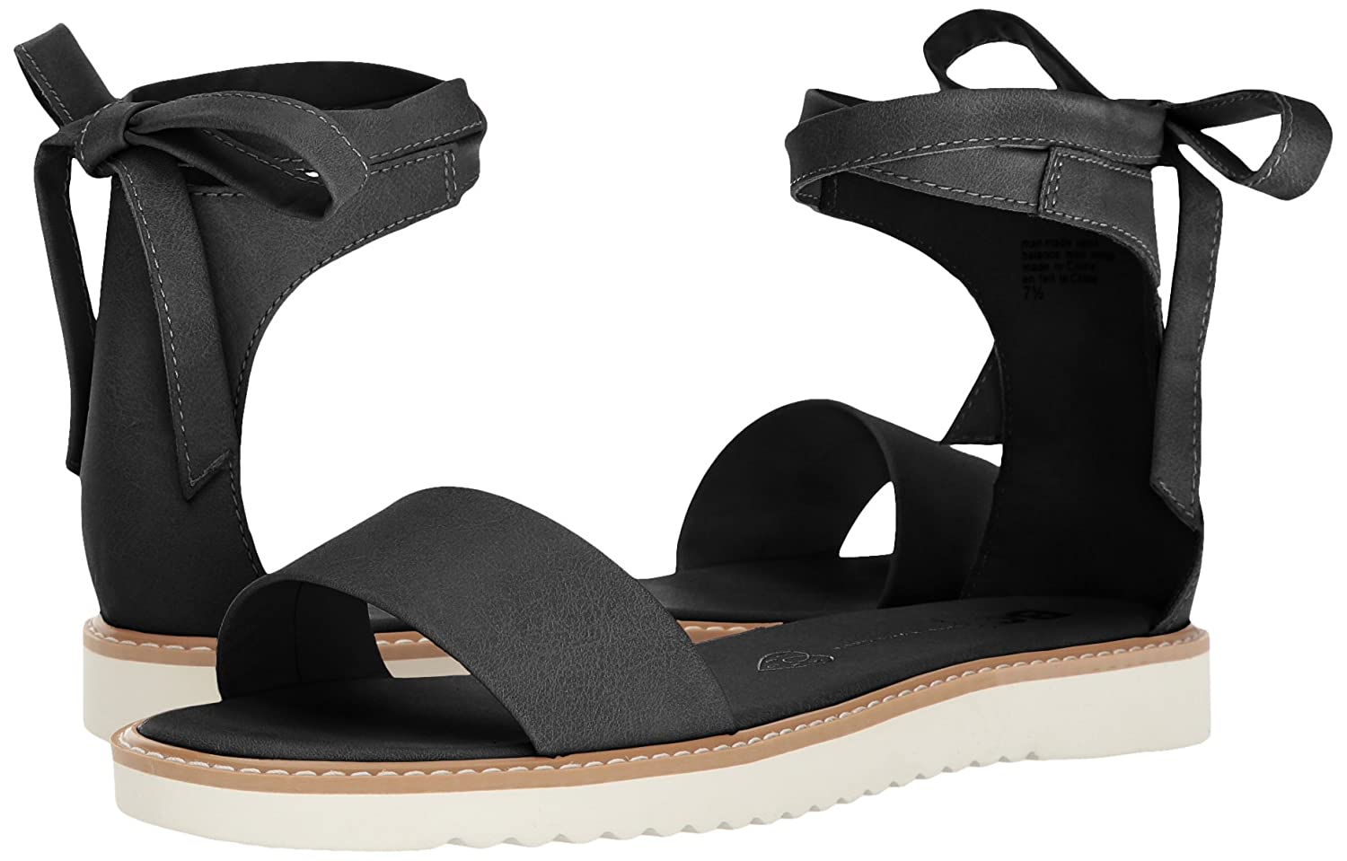 BC Footwear Women's Take Your Pick Dress Sandal B01N9CTN3A 7 B(M) US|Black