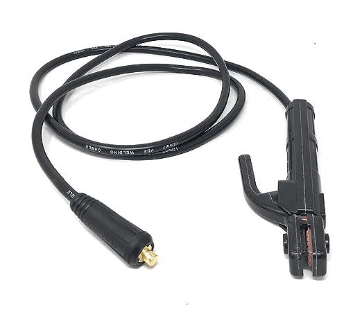 PC Store - Soldador a electrodo eléctrica Inverter igbt-300 Soldadura 300 A cerrajero Cable 2 mt: Amazon.es: Bricolaje y herramientas