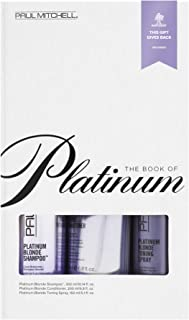 product image for Paul Mitchell The Book Of Platinum Holiday Gift Set