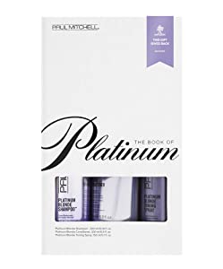 Paul Mitchell The Book Of Platinum Holiday Gift Set