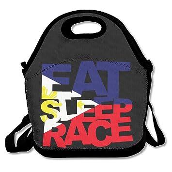 Filipinas comer dormir carrera bolsa para el almuerzo, bolsa ...
