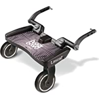 Lascal BuggyBoard Maxi, Black, Universal Ride-On Stroller Board, Fits More Strollers Using The Patented Universal…