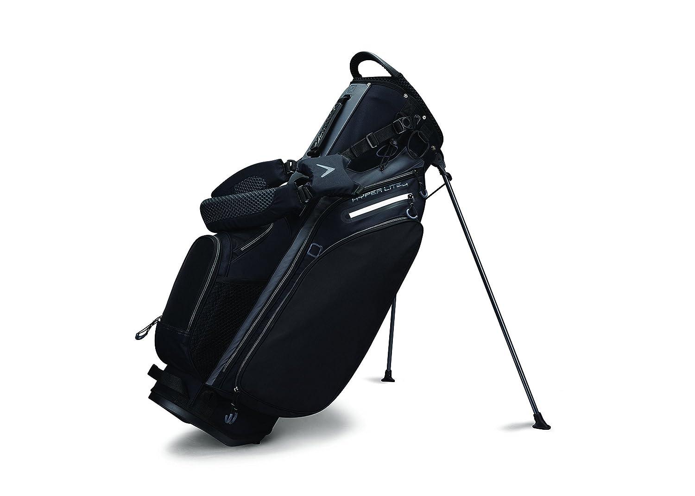 Callaway Golf 2017 Hyper Lite 4 Stand Bag  Black/Titanium B01N4F8A3H