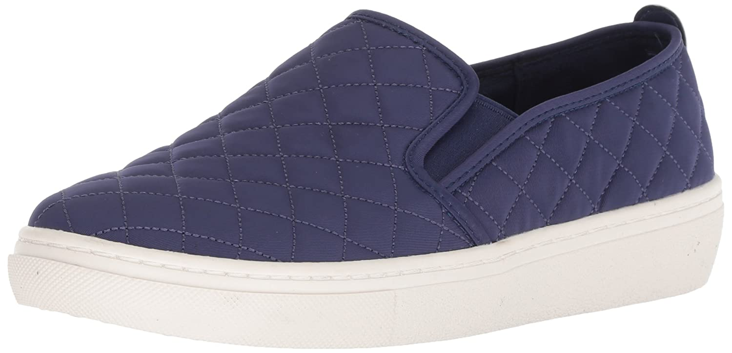 Skechers Women's Goldie-Nylon Quilted Sneaker B0781YYMRW 11 B(M) US|Nvy