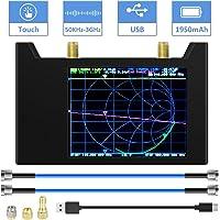 [Potenciar] AURSINC Nanovna Analizador de Red Vectorial 50KHz -3GHz HF VHF UHF Analizador de Antena Medición de…
