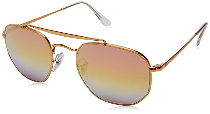 8c4ee4c861 Amazon.com  Ray-Ban RB3648 001 3F Non-Pol Sunglasses