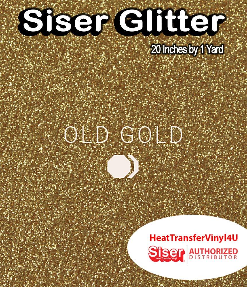 "GLITTER WHITE HEAT TRANSFER PRESS T-SHIRT FABRICS VINYL 20/""X5YD DYE SUBLIMATION"