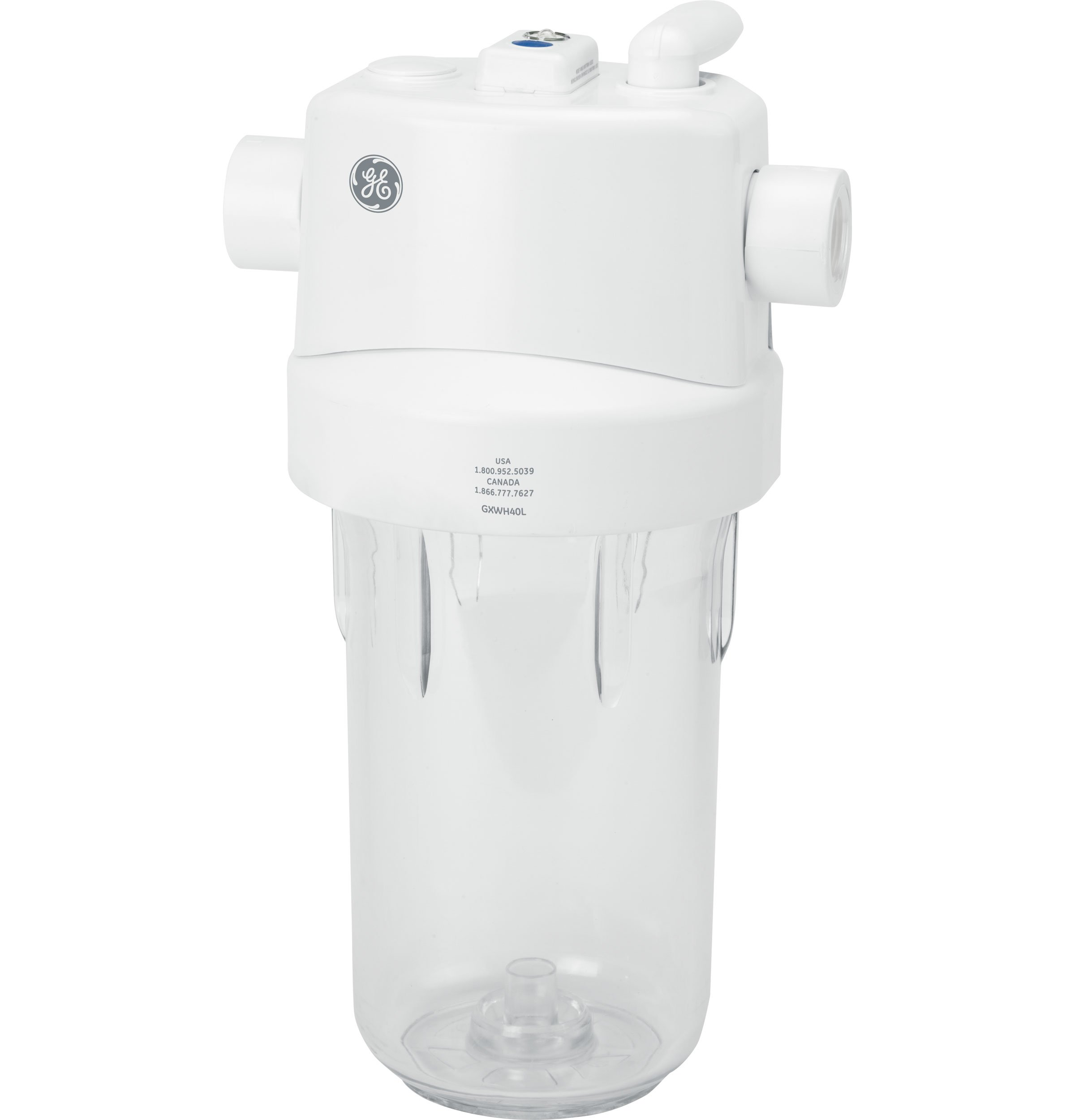 GE GXWH40L High Flow Whole Home Filtration System by General Electric