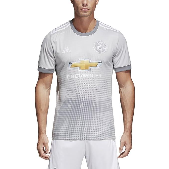 newest dbea6 39d2a adidas Men's Manchester United Replica Third Jersey