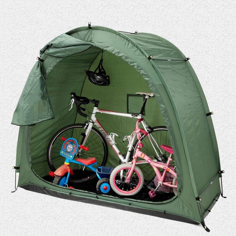 Lixada Carpa para Bicicletas con Bolsa de Transporte Tienda de ...