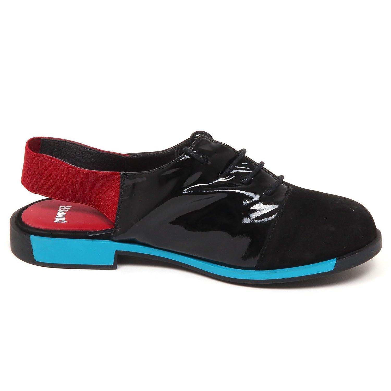 Camper E5708 Without Box) Sandalo Donna Red/Nero Scarpe Shoe Shoe Scarpe Woman Nero/Rosso 6b48c5