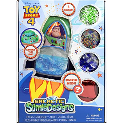 Disney Toy Story 4 Galactic SlimieDesigns: Toys & Games