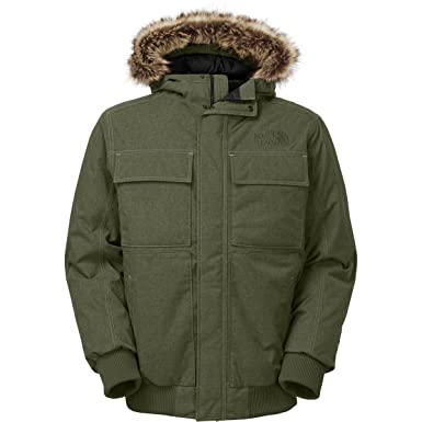 811b0c7b3 The North Face Men's Gotham Down Jacket II, New Taupe Green, X-Large