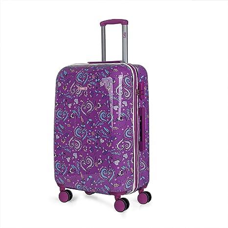 Lois - Maleta de Viaje Infantil Rígida 4 Ruedas Trolley 67 cm Mediana/Grande de