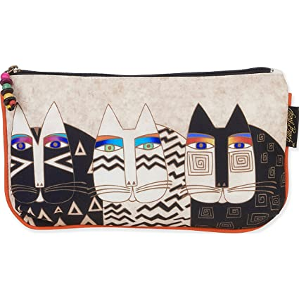 Image Unavailable. Image not available for. Color  Laurel Burch Cosmetic  Bag Set, Wild Cats, 3-Pack 2184e292f4