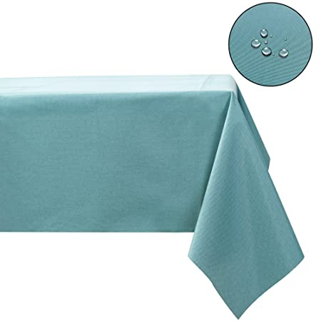 High Quality Fancy Fix Vinyl Tablecloth Washable Wax Wipe Clean Oilcloth Mildew Free,  Easy Care