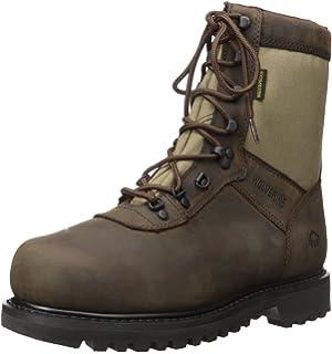 0237e26c0f5 Amazon.com | Wolverine 1000 Mile Men's Myles Monk Strap Boots ...