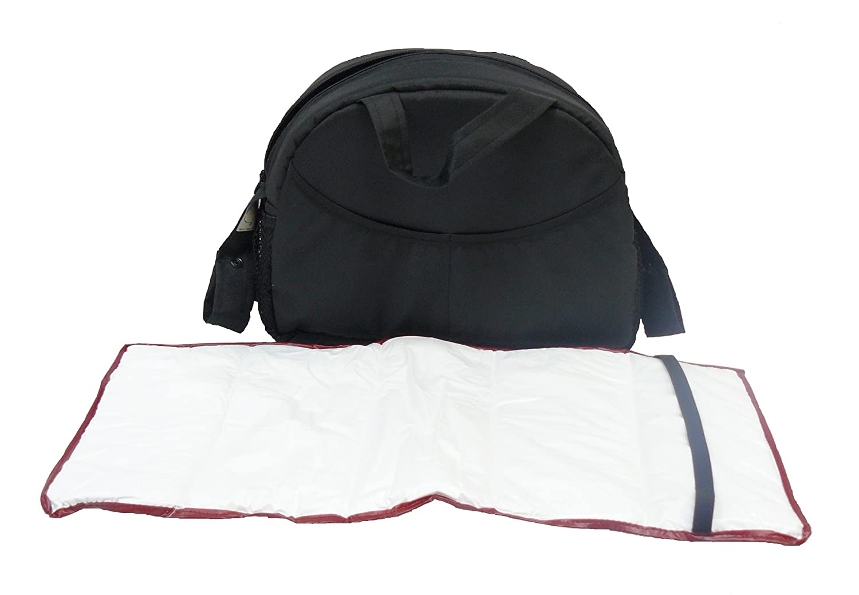 Kutnik Bolso carro bandolera Bolsos para carritos de bebe MARRON CLARO