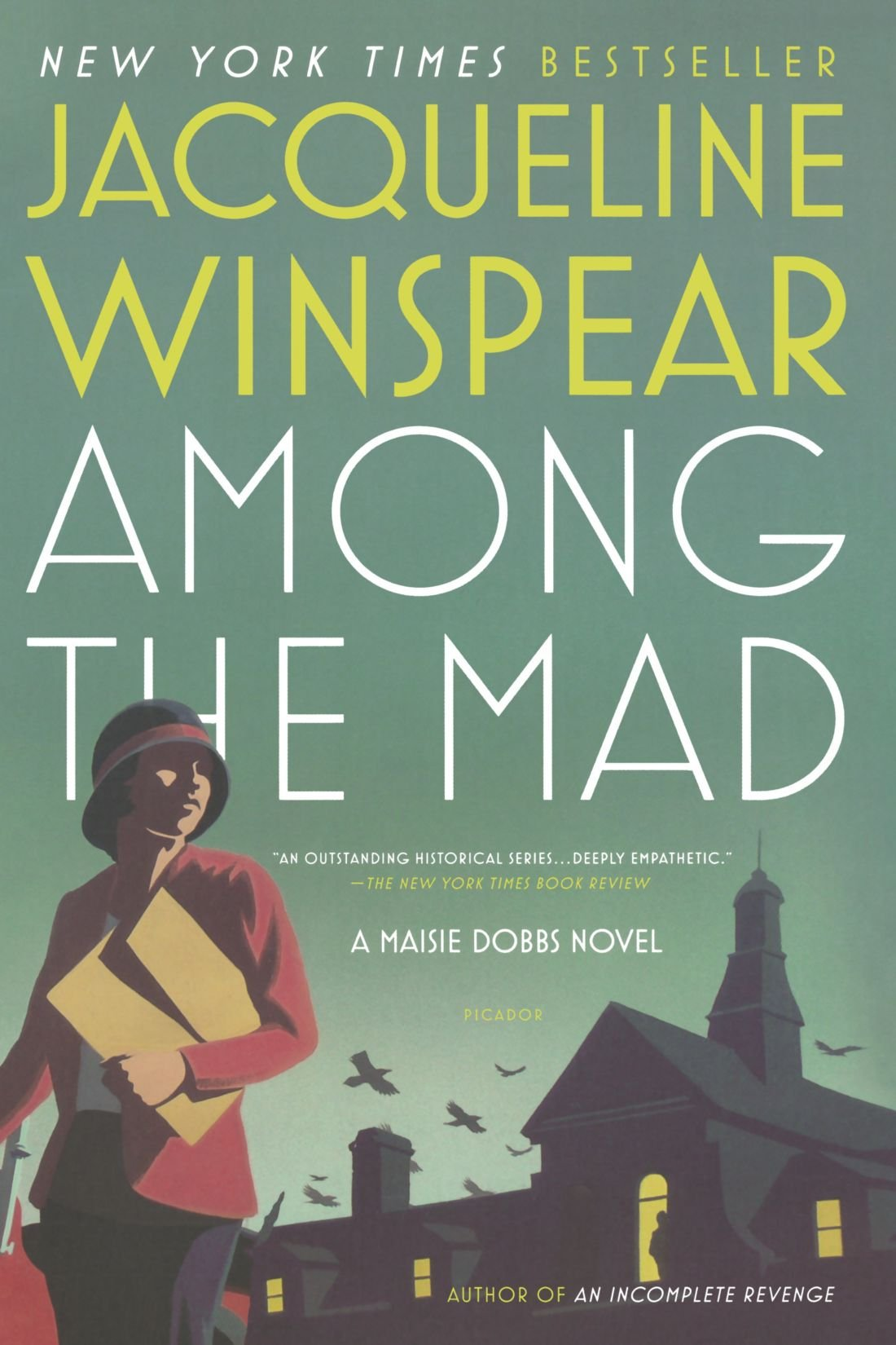 Download Among the Mad (Maisie Dobbs) pdf