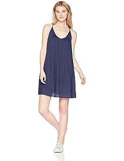76d36295503f7 Roxy Women's Taste of Sea Coverup Dress at Amazon Women's Clothing ...
