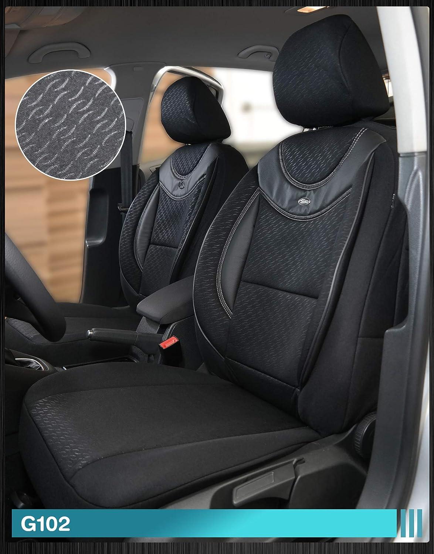 Maß Sitzbezüge Mercedes X-Klasse Fahrer /& Beifahrer ab  FB:PL404